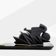 Limited Edition Sculpture SAROLEA MANX-7 1/7